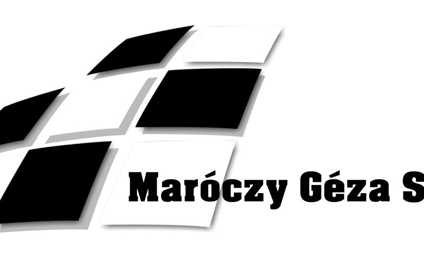 Maroczy Géza Sportegyesület logó