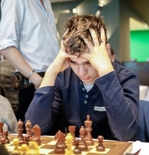Maróczy Géza sport egyesület sakk versenyen 02