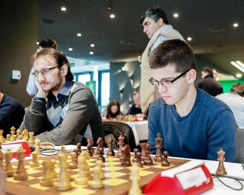 Maróczy Géza sport egyesület sakk versenyen 07